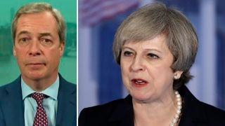 Nigel Farage on Theresa May's 'inspiring' shift in rhetoric