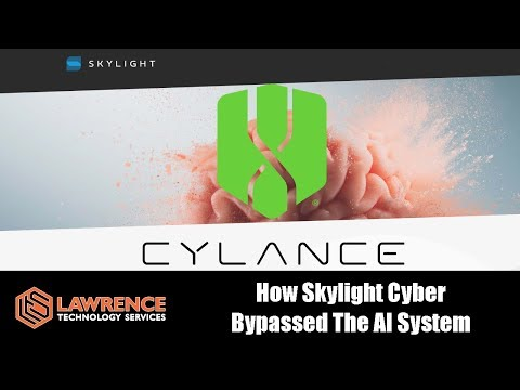 How Skylight Cyber Bypassed The Cylance AI / ML Antivirus System With A Game