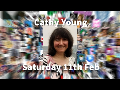 #TheOpenHouse - Cathy Young joins us for a chat