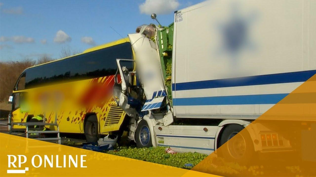 Tote Bei Unfall Auf Der A3 Mit Flixbus Auf Dem Weg Nach Köln