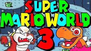 SUPER MARIO WORLD # 03 ★ Vanille liegt in der Luft! [HD]