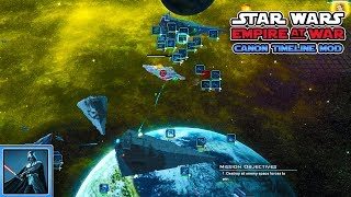 Unsere erste Superwaffe! - Lets Play Star Wars Empire at War