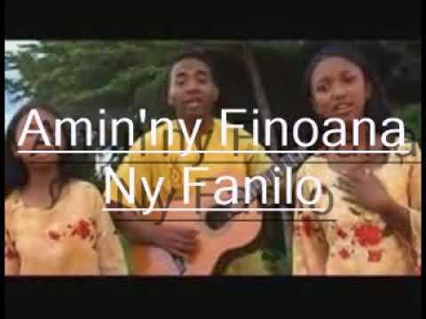 Ny Fanilo - Amin'ny Finoana (tsy avy amin'ny asa fa ndrao misy hirehareha)