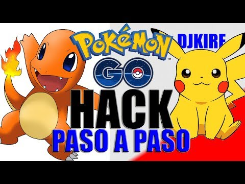 Pokemon go Hack 2018 v3 Paso a Paso #djkire #pokemon #pokemongo #hack