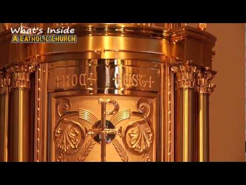 What's Inside A Catholic Church EPISODE 3