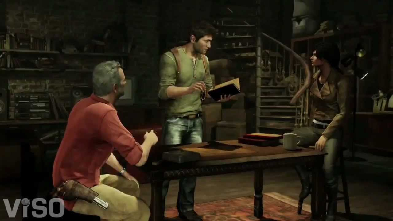 Uncharted 3 - Drake's Deception Official E3 Cinematic ...