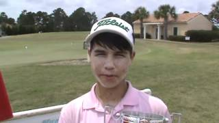 Greg Norman Champions Golf Academy Jr. Shootout - Champions