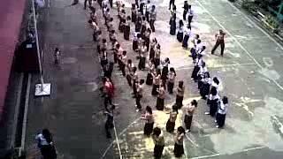 SMP 87 Jakarta Di Goyang