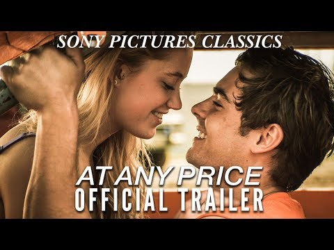 At Any Price - Official Clip #1 (HD) Zac Efron, Heather Graham from YouTube · Duration:  1 minutes 6 seconds