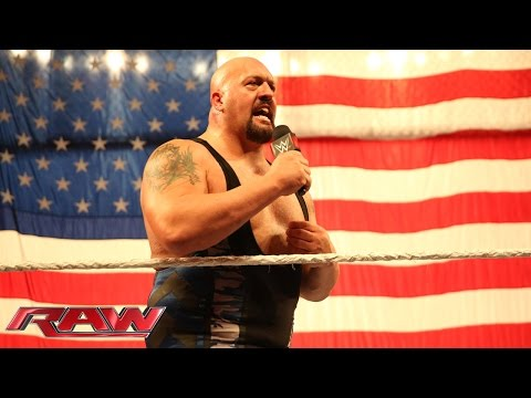 Rusev's brutal attack on an American soldier infuriates Big Show: Raw, Oct. 20, 2014