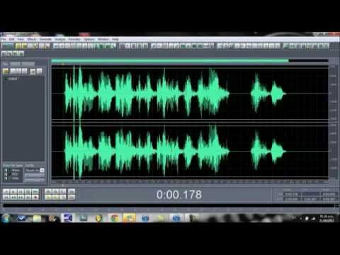 how to mix voice sound clear and clean