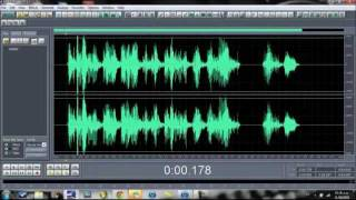 Efectos para la voz con Cool edit pro 2.0
