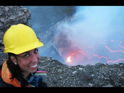 Hot Lava at Kilauea Volcano - Advancements in Volcanology