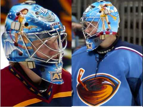 Top 10 Goalie Masks Youtube