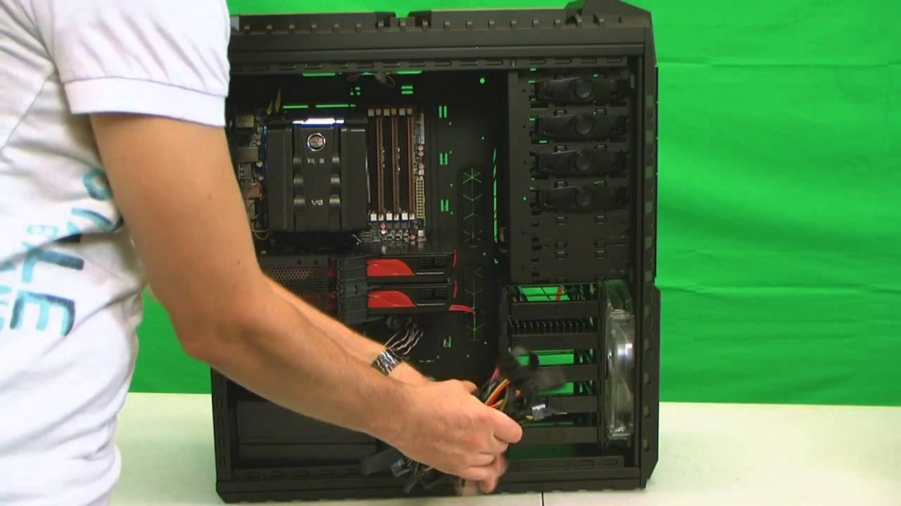cmhd tv cooler master haf x how to to do video tv cooler master haf x how to to do video
