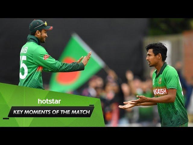 Hussey: Mustafizur saved Bangladesh 40 runs at least