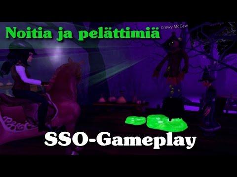 Noitia ja pelättimiä - SSO Gameplay [only in Finnish]