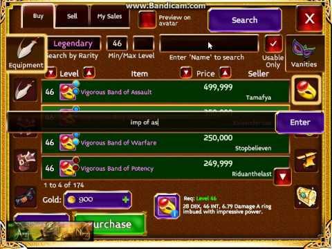 Arcane Legends : Mage Guide (gear)