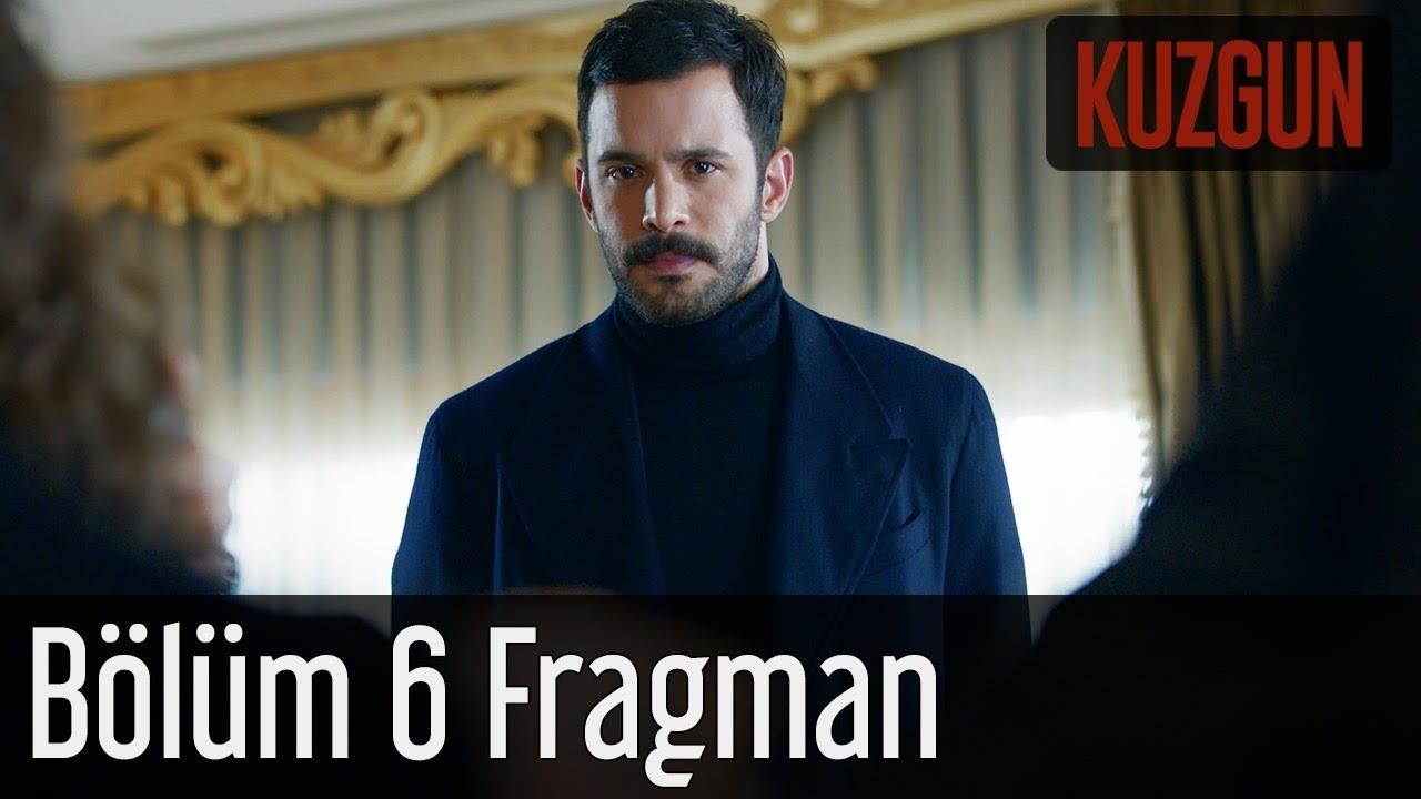 Kuzgun 6.Bölüm Fragman