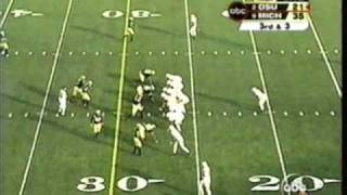2003: Michigan 35 Ohio State 21 (PART 3)
