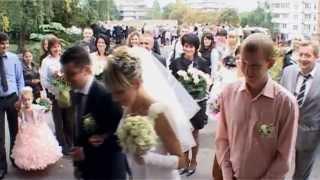 фото и видео на свадьбу киевских