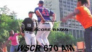 CUBS SOX BANTER on WSCR