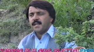 ★Darwesh kakar pashto song khata me rala nazawali injeli