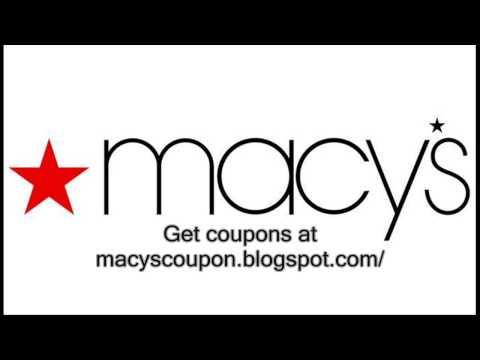 Macys Coupons 2013 – Macys Printable Coupons