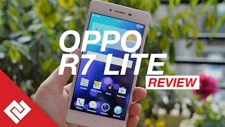 Oppo R7 Lite Review amp Unboxing