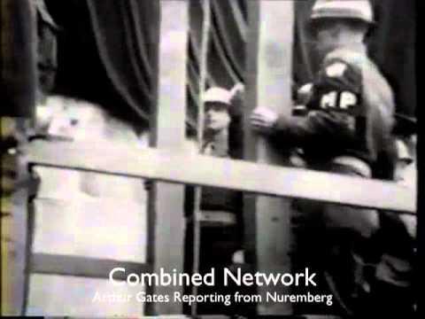 Nuremberg Trial: Last Days