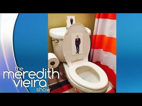Matt Lauer Gets Revenge On Meredith With An Epic Prank! | The Meredith Vieira Show