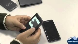 видео Оригинальные чехлы на Galaxy S7 и Galaxy S7 Edge