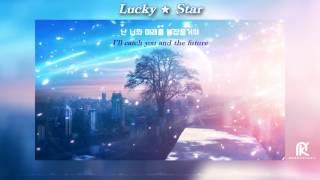 [Lyric Video]  눈큰나라 - Lucky Star(feat.Sirin)(Short ver.)