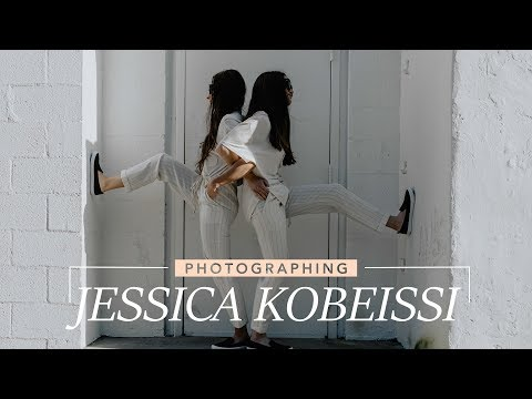 You Don't Need a Professional Model | Taking Jessica Kobeissi's Photo