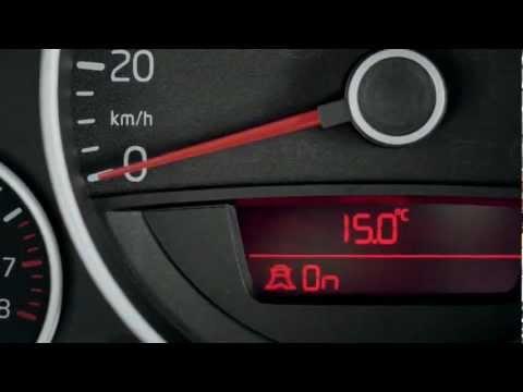 Volkswagen up! City Emergency Brake System