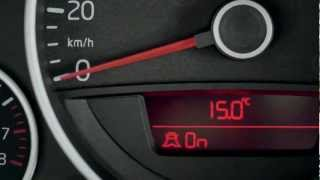 Volkswagen up! City Emergency Brake System
