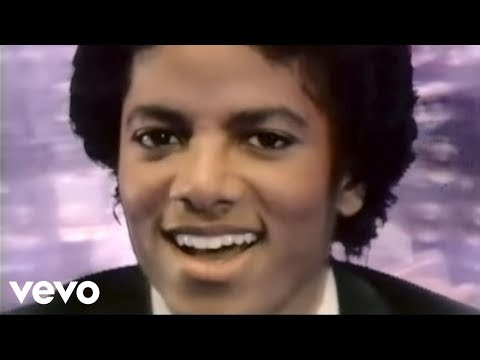 Michael Jackson - Don   t Stop   39 Til You Get Enough  Official Video  Poster
