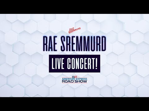 NBA on TNT American Express Road Show | Rae Sremmurd LIVE