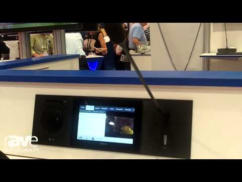 InfoComm 2014: Listen Technologies Shows Televic's uniCOS Multimedia Conference Platform