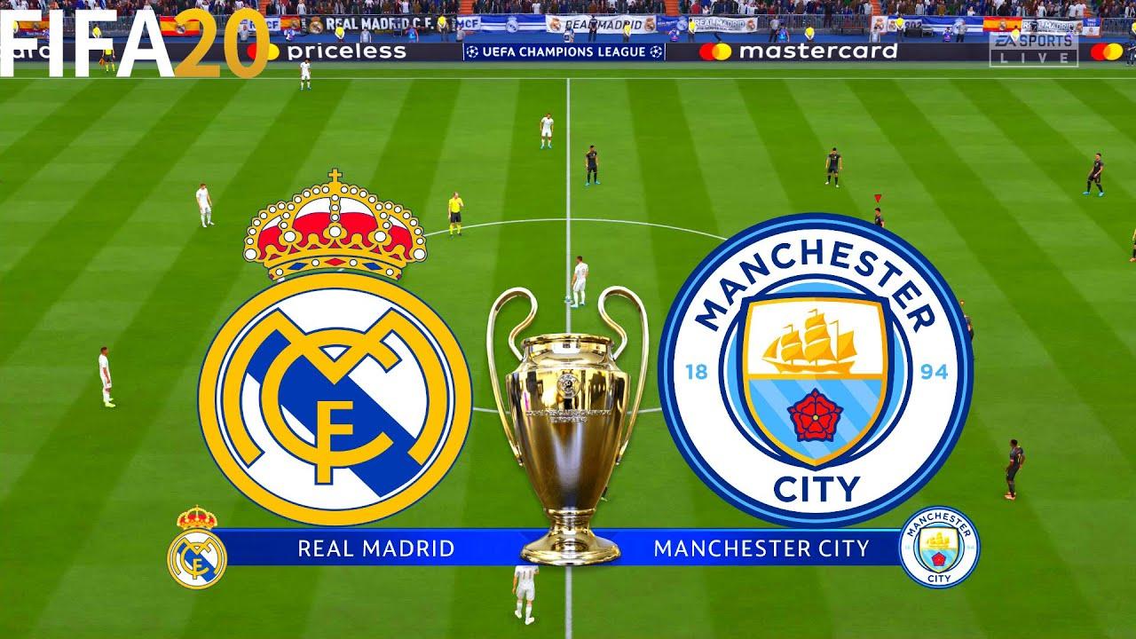 real madrid vs man city - photo #13