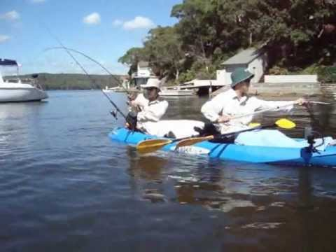 how to get a mooring in port hacking