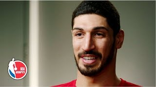 How Enes Kanter fasts for Ramadan and still functions in the NBA playoffs | NBA Countdown