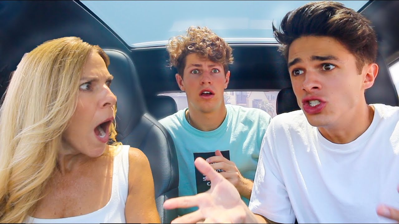 Download TELLING MY MOM SHUT UP IN FRONT OF MY FRIENDS!!