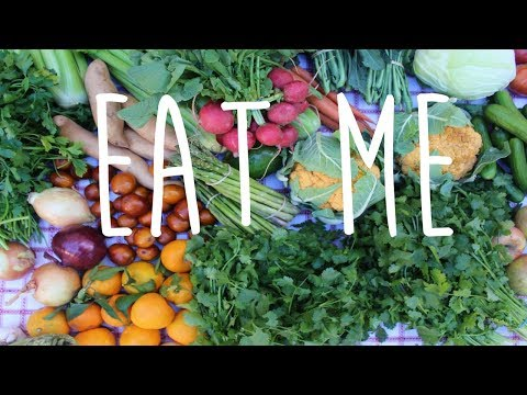 FARMERS MARKET FOOD PREP IDEAS
