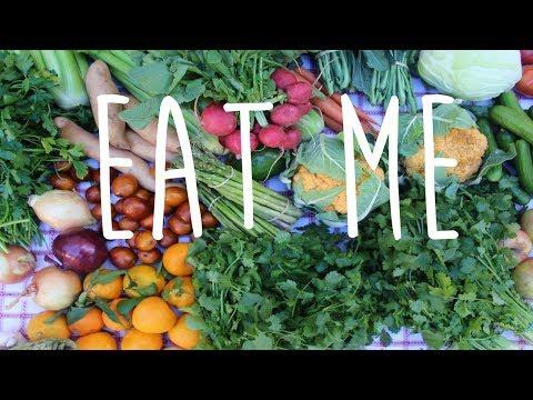 FARMERS MARKET FOOD PREP IDEAS