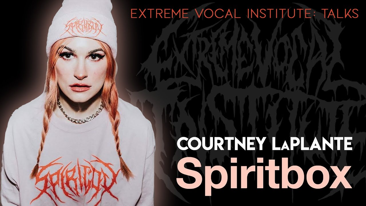 EVI Talks: Courtney LaPlante (Spiritbox)