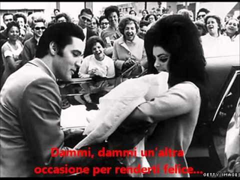 Elvis Presley - Always on my mind (italiano)