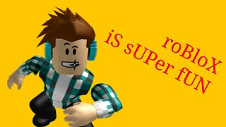 ROBLOX! My New Favorite Game..