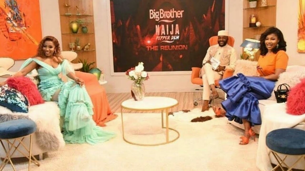Download Big Brother Naija Reunion • Mercy And Tacha Attack Each Other Over Khaffi