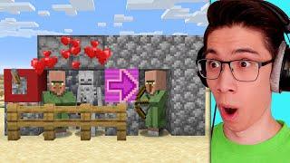 Testing Clickbait Minecraft Tricks That Actually Work!